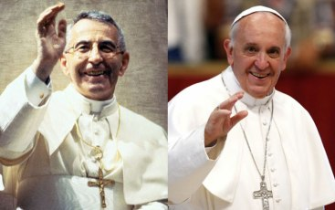 Popes-John-Paul-I-Francis